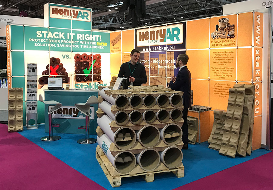 Another Great Exhibition for HenryAR
